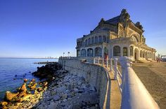 Full-Day Tour to the Black Sea, Constanta, Murfatlar Vineyards and Balcik from Bucharest in Romania Europe Bulgaria, The Places Youll Go, Places To See, Budapest, Wonderful Places, Beautiful Places, Constanta Romania, Visit Romania, Historia Natural