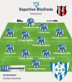Miércoles a puro fútbol en Winifreda