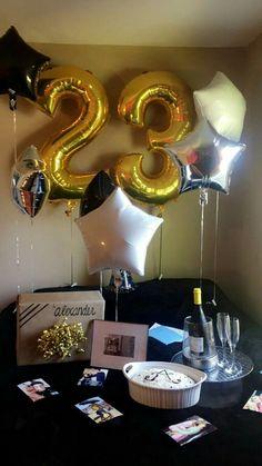For Evan Boyfriend Birthday Surprises Present Girlfriend Gifts