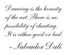 citations - Salvador Dali