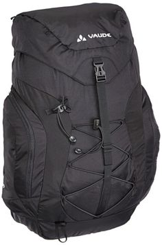 Vaude Jura 28 daypack black     Check out this great product. Elena Adamek  · Camping Backpacks and Bags 4d97bed792