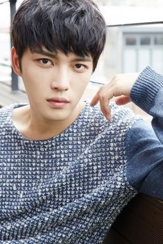 Kim Jaejoong - this looks like an image from Triangle