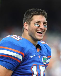 tim tebow at university of florida