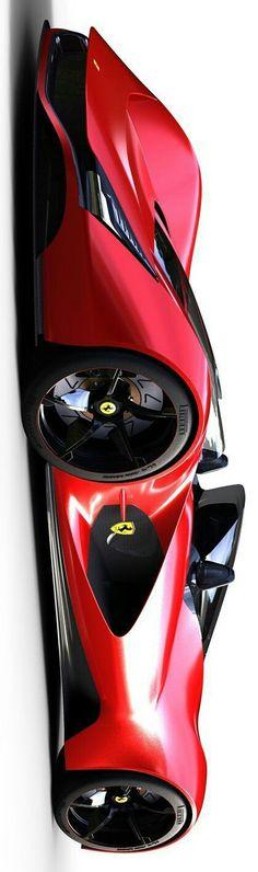 Ferrari Aliante Concept by Levon                                                                                                                                                     More