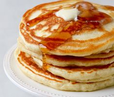 La meilleure recette de pancakes moelleux du Soho Grand Hotel | Vogue