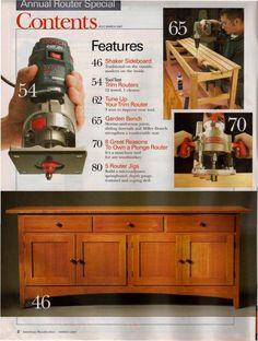 American Woodworker Feb-Mar 2007