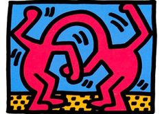 Keith Haring, 'Pop Shop II (4),' 1988, Guy Hepner