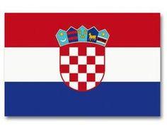 Mil-Tec Fahne Kroatien, 90x150cm / mehr Infos auf: www.Guntia-Militaria-Shop.de