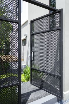 GING Garden gate