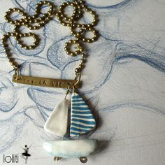 loliti handmade necklace ♥ https://www.facebook.com/loliti.studio
