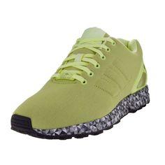 229766076473 Adidas Men s Zx Flux Originals Green Green Black Running Shoe (8.5) Adidas