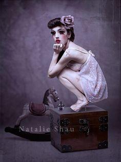 Natalie Shau, Digital Art