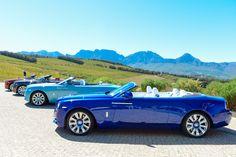 Test Drive: 2016 Rolls-Royce Dawn Drophead - Cool Hunting