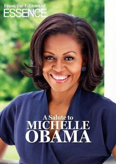 The very amazing Michelle Obama (Need I say more?)