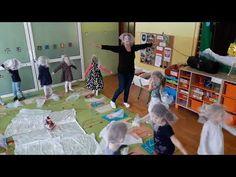 śnieżny walczyk - YouTube Brain Breaks, Pre School, Grade 1, Kids Playing, Youtube, Pranks, Creativity, Music Videos, Songs