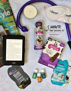 "being MVP: DIY 5 Minute ""ME"" Time Survival Kit #SkinnyCowMome..."