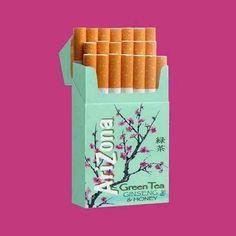 """What kind cigs do you smoke?"" ^"