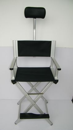 Professional Makeup Artist Chair Front View