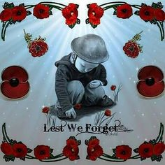 Remembrance Day, Lest We Forget, Red Poppies, World History, Beautiful Roses, My Children, How To Memorize Things, Blessed, Symbols