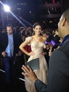 'The Twilight Saga - Breaking Dawn Part' world premiere!  #BreakingDawnLive #BD2 #AshleyGreene