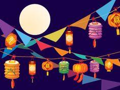 Celebrating the Mid Autumn Festival