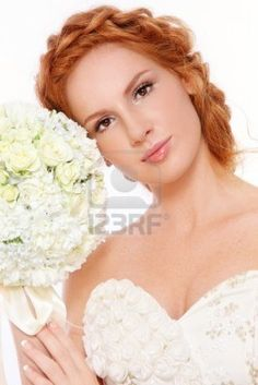 Bridal Makeup For Redheads - Makeup Vidalondon
