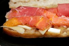 """""""Prosciutto-Wrapped Dreams"""" Grilled Cheese 