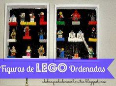Ordenando las figuras de Lego