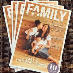 Absolutely loving our May issue! Take a look inside at www.washingtonfamily.com