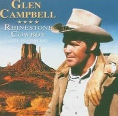 Glen Campbell - loved hearing how when he played golf he would sing a different song at each hole :)