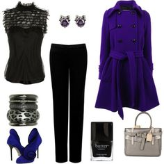 Fall Fashion - Colors! - MyThirtySpot