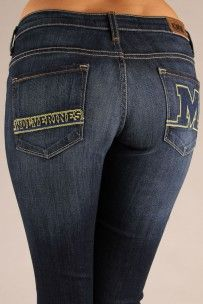 Michigan Wolverines | Original College Jeans - OCJ Apparel