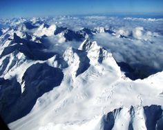 The Bernese #Alps... wow!
