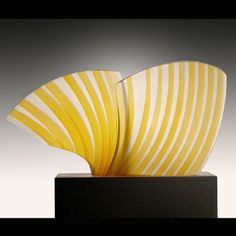 Javier Gomez Escultor en vidrio español