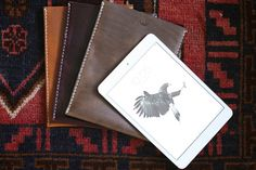 Made-In-America Father's Day Gifts #refinery29  http://www.refinery29.com/fathers-day-gifts#slide11  Enhance and protect his iPad with this classy, leather case that was handcrafted in Charleston, South Carolina.