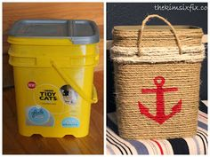 Baby's Nautical Bedroom REVEAL!