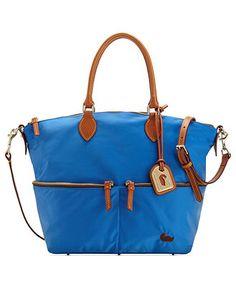 Dooney & Bourke Handbag, Nylon Vanessa Bag - Handbags & Accessories - Macys
