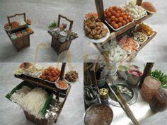 Thaifood Miniatures Thailand by Laiad