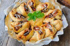 Girasole+di+sfoglia+melanzane+e+formaggio