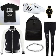 Designer Clothes, Shoes & Bags for Women Larsson & Jennings, Boohoo, Polyvore Fashion, Yves Saint Laurent, Ootd, Glamour, Adidas, Shoe Bag, Stuff To Buy