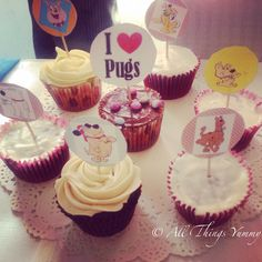 Take a pic of your fav #doggie #cartooncharacter today with ur fav #cupcake.. #mutley #scoobydoo #scrappydoo #tyke #spyke #droopy #scoobydumm #atyummy #goofy #pluto #snowy #courage #cupcakes #petcon #petfed #doggie #doglovers #pupcakes #cupcakes