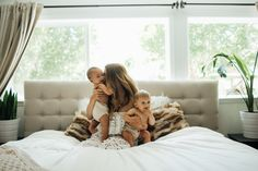 Mommy and me lifestyle session