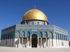 Dome of the Rock, Jerusalem #travel #wanderlust #lovetravelco