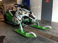 2012 ARCTIC CAT SNO PRO 600 FACOTRY RACE SLED   in Snowmobiles   eBay