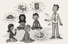 Soundscape illustration by David Hurtado