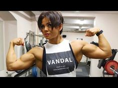 REAL MUSCLED GIRL | Sophie Arvebrink | Badass yet Beauty