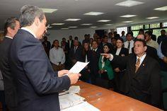 Fue designado por el Consejo Universitario para el periodo 2017-2021 – Morelia, Michoacán, 09 de marzo de 2017.- El Honorable Consejo Universitario de la Universidad Michoacana de San Nicolás de ...