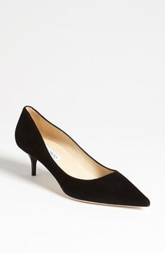 Jimmy Choo 'Aza' Pointy Toe Pump on shopstyle.co.uk