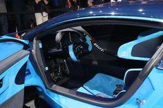 Bugatti Vision Gran Turismo Concept Cabin