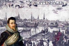 Under Christian 4. (1596-1648) fik København de pragtbygninger, som kendetegner en rigtig hovedstad.